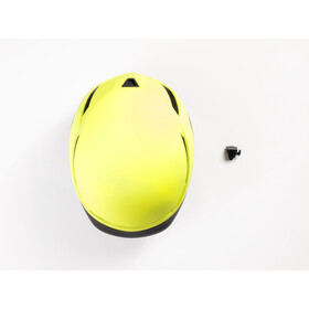 Bontrager Charge WaveCel Commuter Casco, radioactive yellow/black